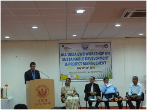 All India EWB workshop
