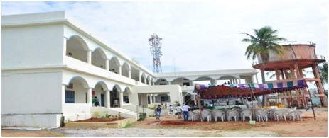 ZPH school in Gowdavally village