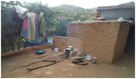 Fulfilling household lighting needs of Sirohi village